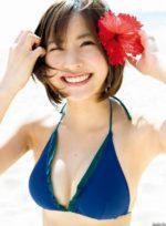 佐野ひなこ 最高の笑顔