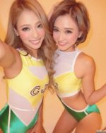サイバージャパン RiRiとKANA 美の共演