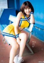 台湾プロ野球の美少女チアリーダー チュンチュンの美バスト