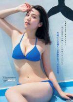 佐藤あいり 次世代のスター女優候補がグラビアに降臨