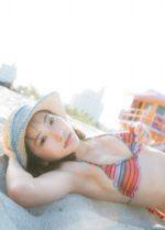 武田玲奈 寝そべっても綺麗な形のおっぱい