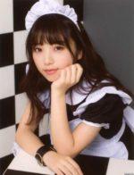 乃木坂46与田祐希 貴重なメイドコス