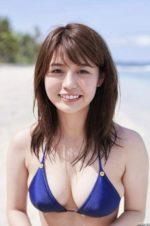 現役女子大生 井口綾子の胸がエロい
